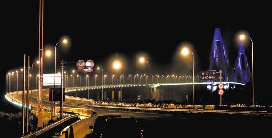 我赢彩票投注台州椒江二桥今日零时通车