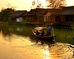 五彩西溪 渔村 5