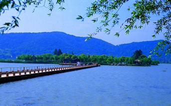 南北湖 湖