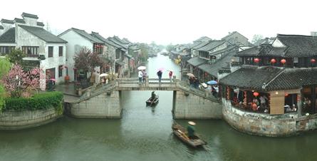 魅力水乡——西塘