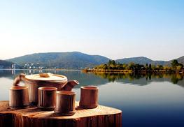 【购物】一壶清茶茶香缭绕