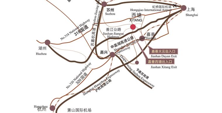 西塘文艺三日游