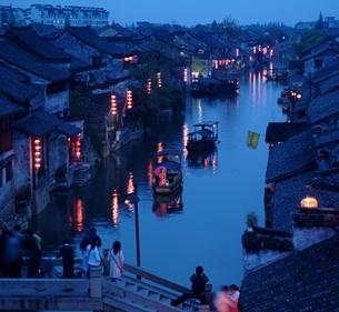 千年古镇——西塘