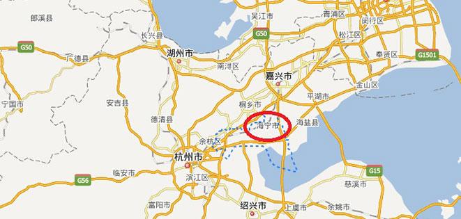 盐官古镇-观潮胜地公园-谢氏收藏馆-徐志摩故居