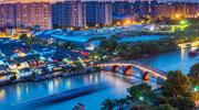 杭州的夜景真的太美了