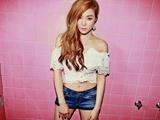 少女时代Tiffany最新写真