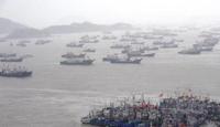 22日-浙江海域今晨进入Ⅰ级防台警报