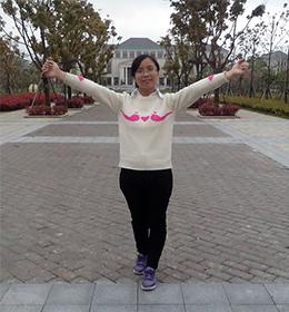 2014青春领袖候选人5号程佳丽
