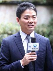 刘强东:我喜欢行业竞争
