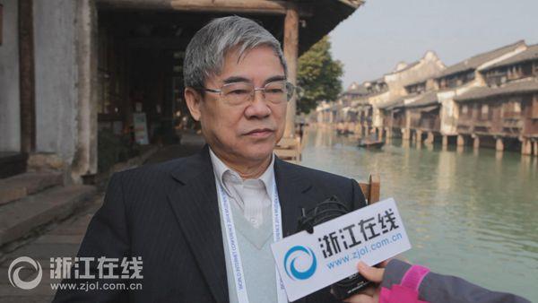 邬贺铨:浙江互联网发展领先全国