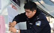"""警务室里的""""阳光青年""""―徐煜维"""