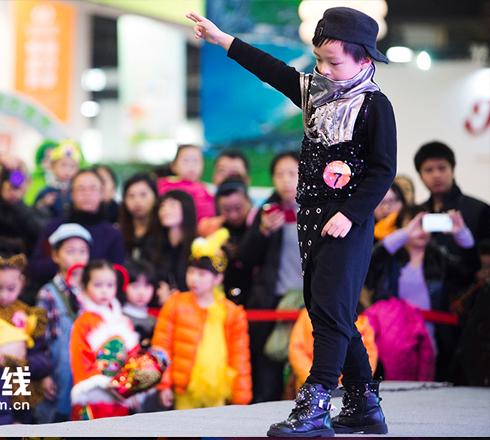 浙江省少儿才艺大赛举行总决赛 小明星亲博会上显身手