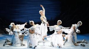 冰上芭蕾献演杭城