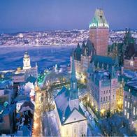 乐趣天堂 爱上冬季加拿