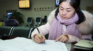 节后杭州出入境办证依旧火爆