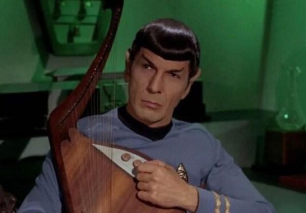"""《星际迷航》大副""""史波克""""扮演者病逝 享年83岁图片"""