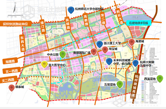 未来科技城:楼市新生态或临,南湖将成黑马?