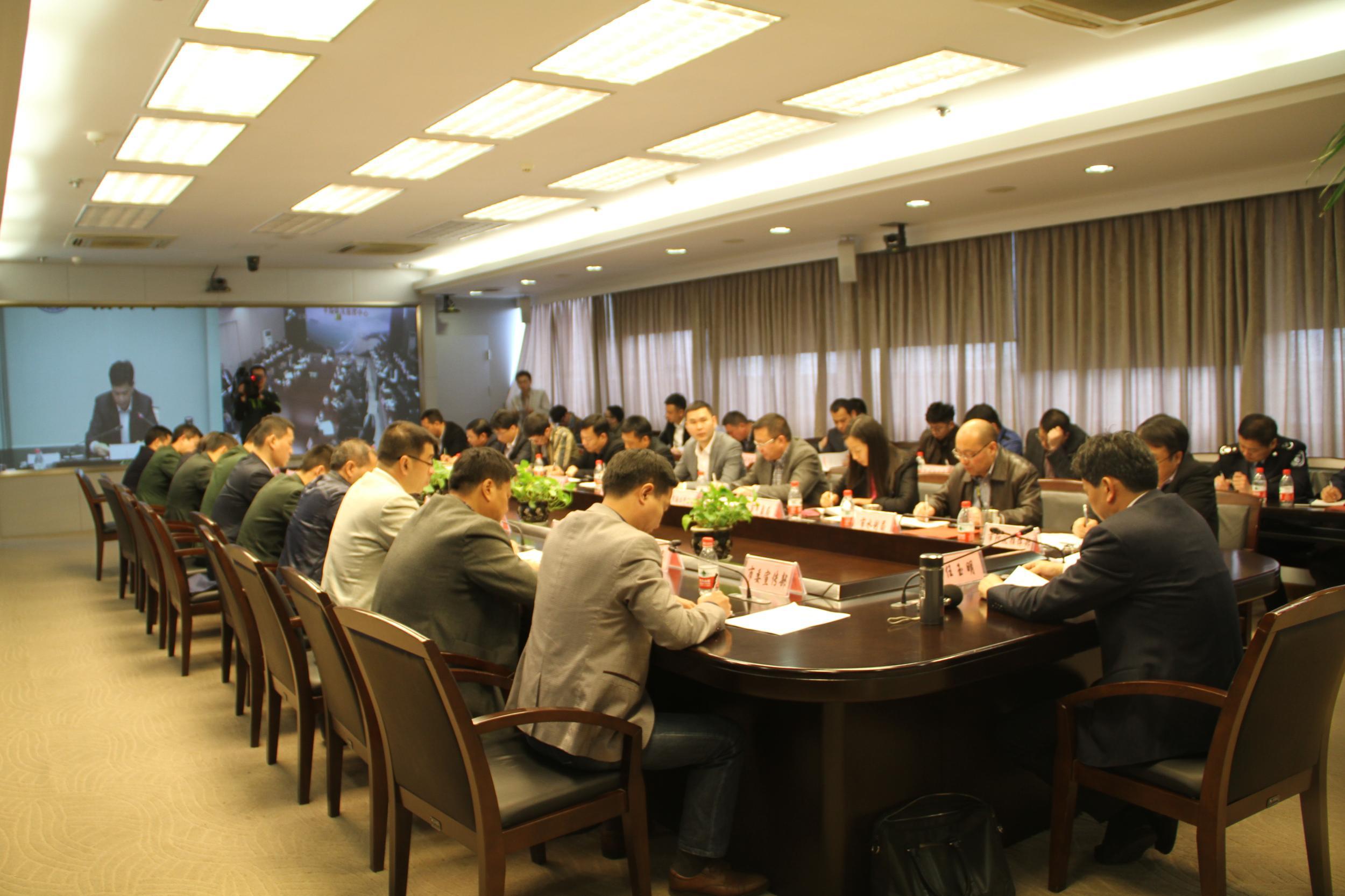 温州市召开防汛工作会议 任玉明副市长动员部署防汛工作