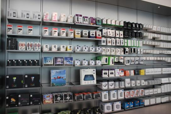 记者直击:杭州第二家Apple Store落户万象城 首