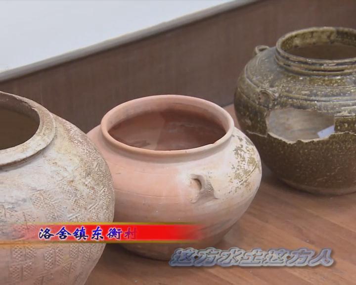 150506《这方水土这方人》洛舍镇东衡村汉代古墓