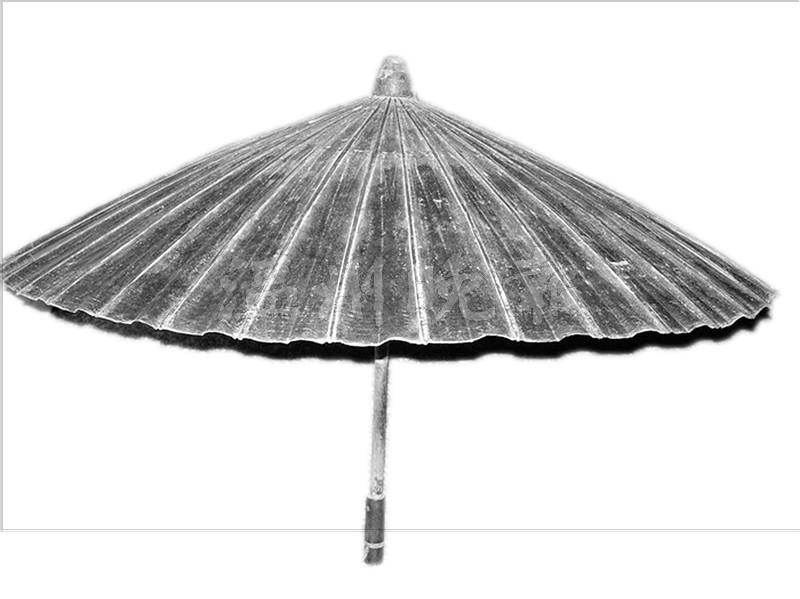 曾占/撑着油纸伞,独自