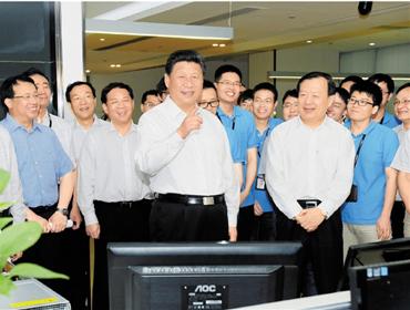 习近平总书记到杭州考察 关心西湖会所整治