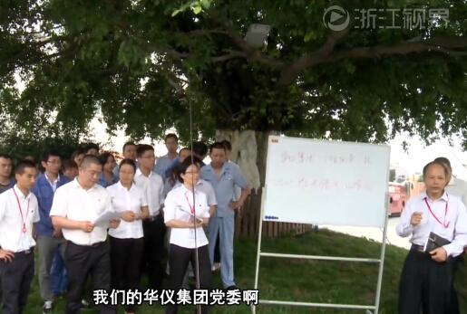 榕树下——华仪集团党委