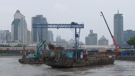 宁波江北两项五水共治工程通过验收