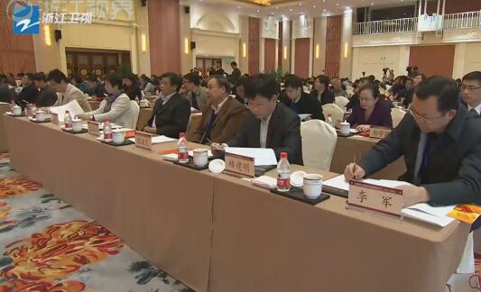 全国非公有制企业党建论坛在浙江召开