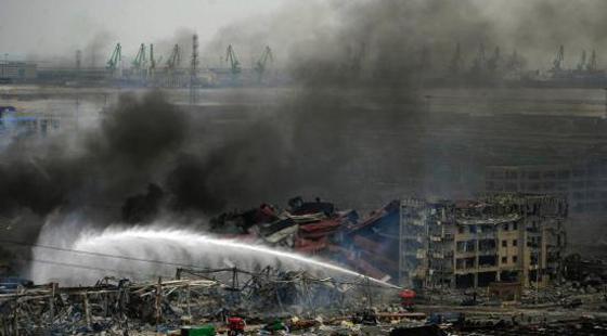 天津安监局:危化物主要集中在装箱区和运抵区