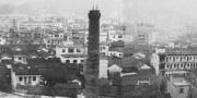 武义:日军武义发电厂大烟囱遗址