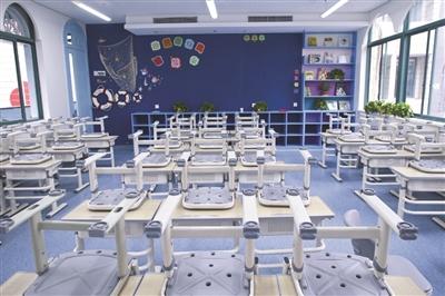 """天长小学新校园来了 网友惊呼""""想再上一次小学"""
