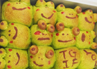 日本现超萌3D面包 新奇又可爱