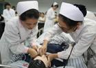 世界急救日:武警嘉兴医院在行动