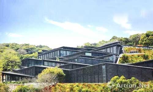 中国美术学院民艺博物馆外景图-中国美院民艺博物馆将举办开馆展 天