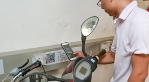 扫码充电 杭州试水电动车互联网+