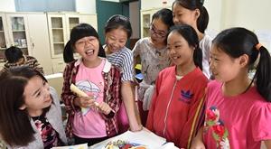 杭州一小学推出选课集市