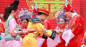 杭州大运河庙会启幕