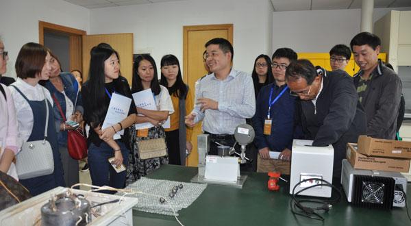 需求牵引、深度融合 中国计量学院让科研成果更具生命力