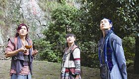 《云之凡》在温州雁荡山取景 韩东君称想在此长住