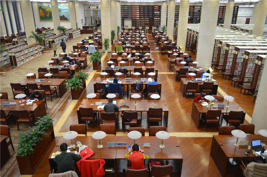 杭州要全面建设24小时开放图书馆