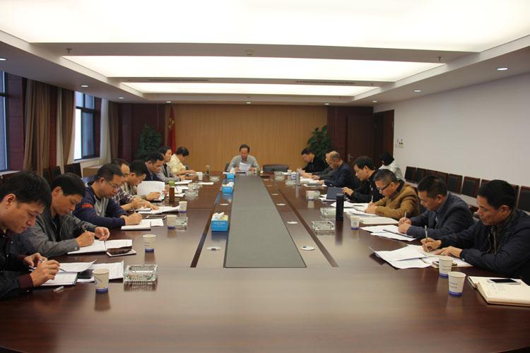 瑞安市水利局党组组织学习《准则》和《条例》