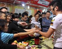 【摄影展】金秋购物节活动现场——温州