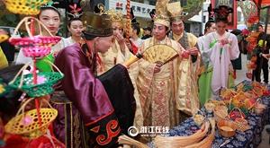 杭州美术节如约而至 带你穿越回南宋