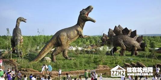 专业海狮表演 恐龙公园 你的周末城市果岭全包了