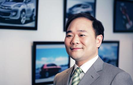 李书福:车联网将引导汽车新一轮发展
