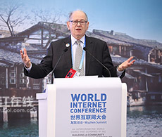 世界互联网之父罗伯特·卡恩演讲