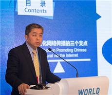 中国互联网协会秘书长卢卫