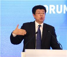 北京大学教授张颐武演讲