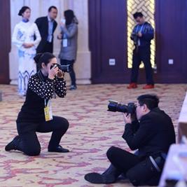 乌镇表情:世界互联网大会上的那些长枪短炮